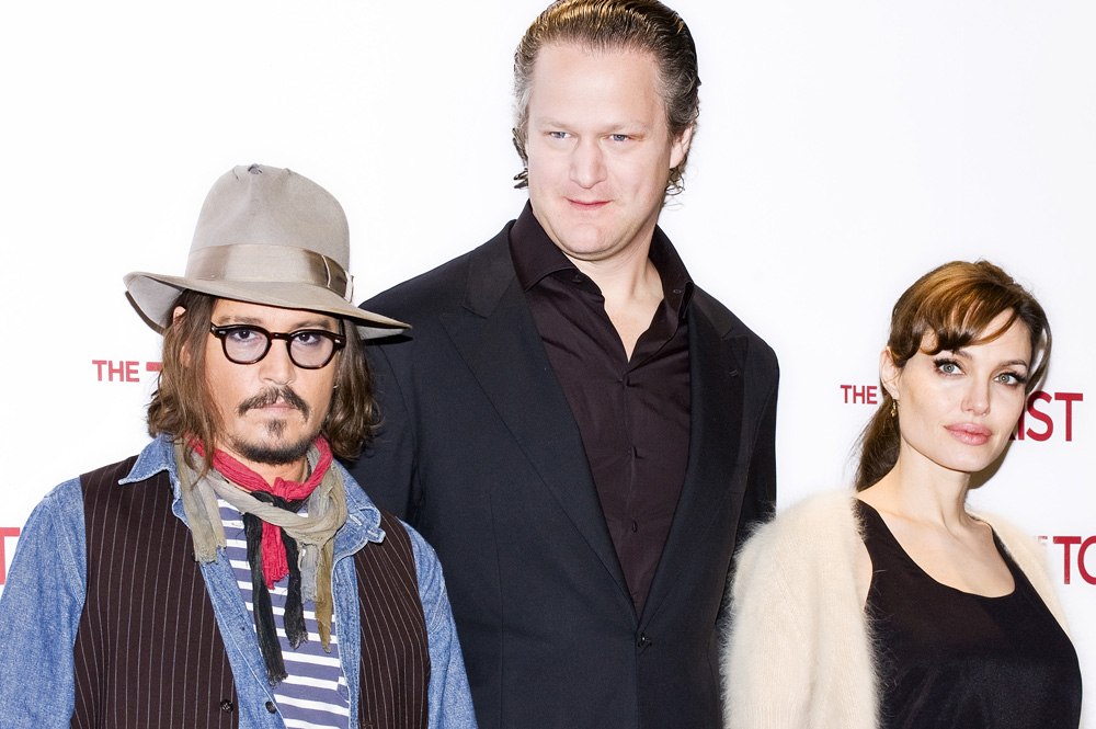 PhotoCall y Rueda de Prensa con Johnny Depp y Angelina Jolie, The Tourist (2010)