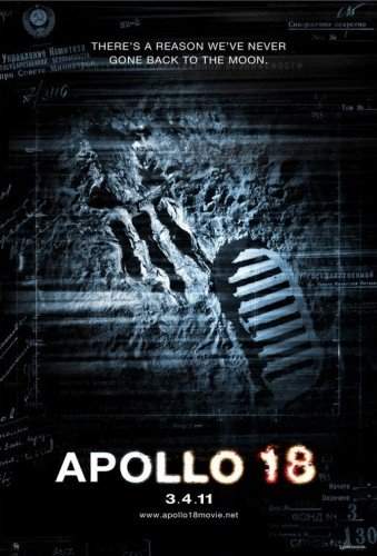 Trailer de Apollo 18, Paranormal Activity en la Luna