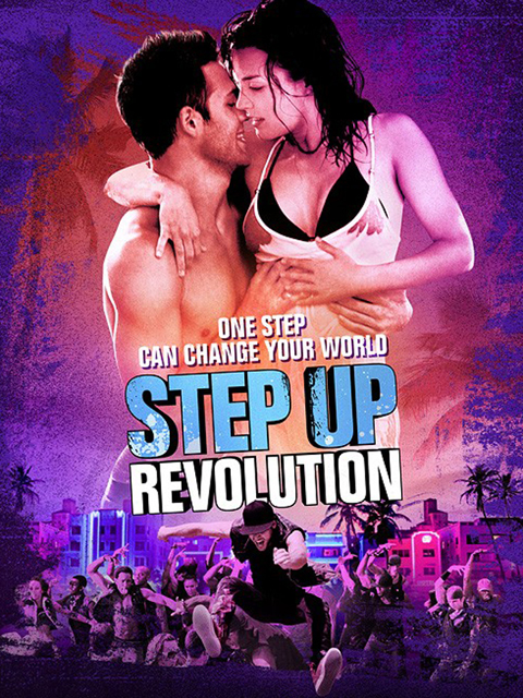 Concurso STEP UP REVOLUTION: Consigue la banda sonora de la película